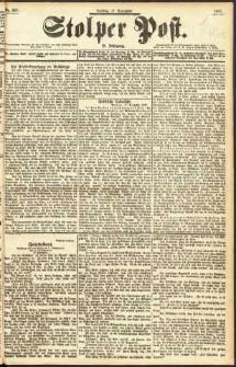 Stolper Post Nr. 295/1897