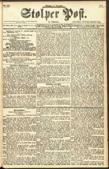 Stolper Post Nr. 302/1897