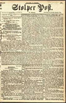 Stolper Post Nr. 305/1897