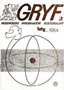 Gryf 1984, luty