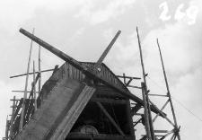 Wiatrak w budowie - Jeżewnica