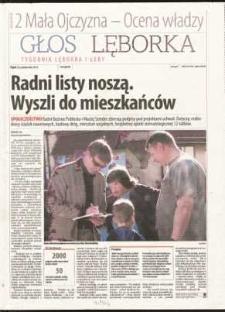 Głos Lęborka : tygodnik Lęborka i Łeby, 2012, październik, nr 251