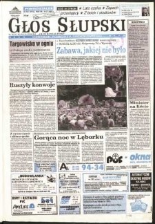 Głos Słupski, 1997, lipiec, nr 161