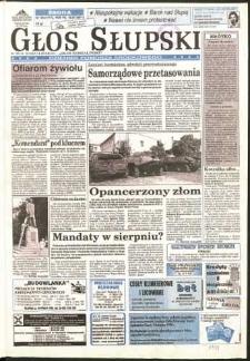 Głos Słupski, 1997, lipiec, nr 163