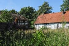 Budynki mieszkalne w Strzelinku