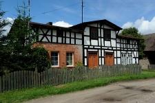 Budynki mieszkalne w Ścięgnicy