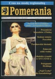Pomerania : miesięcznik regionalny, 2007, nr 5