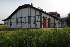 Budynek Ochotniczej Straży Pożarnej w Starkowie