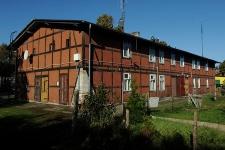 Budynki mieszkalne w Kępicach