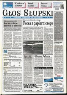Głos Słupski, 1995, sierpień, nr 186