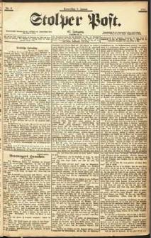 Stolper Post Nr. 6/1903