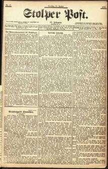 Stolper Post Nr. 10/1903