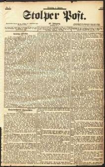 Stolper Post Nr. 3/1903