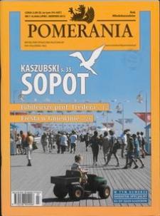 Pomerania : miesięcznik społeczno-kulturalny, 2012, nr 7-8