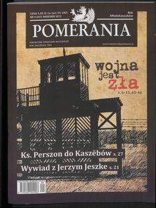 Pomerania : miesięcznik społeczno-kulturalny, 2012, nr 9