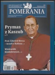 Pomerania : miesięcznik społeczno-kulturalny, 2012, nr 10