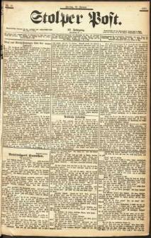 Stolper Post Nr. 13/1903