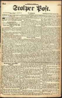 Stolper Post Nr. 25/1903