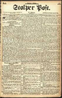 Stolper Post Nr. 27/1903