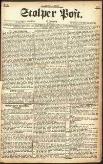 Stolper Post Nr. 28/1903