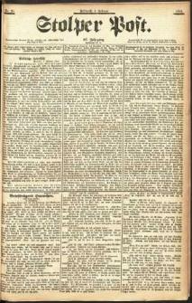Stolper Post Nr. 29/1903