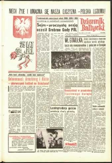 Dziennik Bałtycki, 1969, nr 172