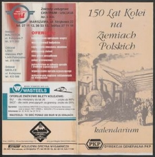 150 lat Kolei na Ziemiach Polskich