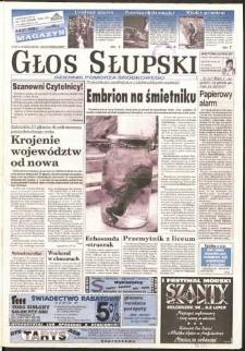 Głos Słupski, 1998, lipiec, nr 154