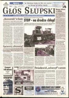 Głos Słupski, 1998, sierpień, nr 181