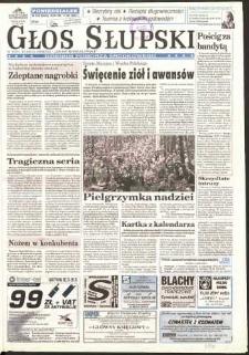 Głos Słupski, 1998, sierpień, nr 190