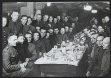 Wigilia w obozie 1939 roku we wsi Stolpke