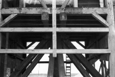 Wiatrak w budowie - Jeżewnica [3]