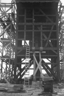 Wiatrak w budowie - Jeżewnica [4]
