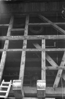 Wiatrak w budowie - Jeżewnica [5]