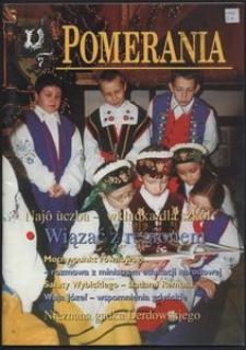 Pomerania : miesięcznik regionalny, 2001, nr 2