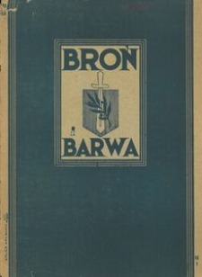 Broń i Barwa, 1934, nr 1