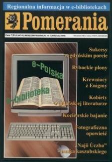 Pomerania : miesięcznik regionalny, 2008, nr 2