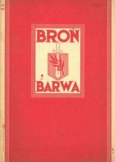 Broń i Barwa, 1934, nr 2