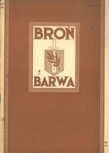 Broń i Barwa, 1934, nr 4