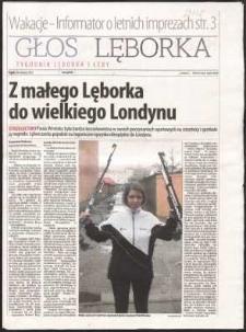 Głos Lęborka : tygodnik Lęborka i Łeby, 2012, czerwiec, nr 150
