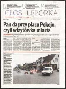 Głos Lęborka : tygodnik Lęborka i Łeby, 2012, lipiec, nr 156