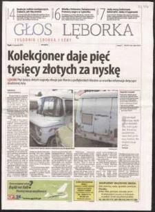 Głos Lęborka : tygodnik Lęborka i Łeby, 2013, styczeń, nr 9