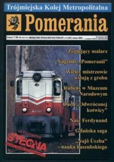 Pomerania : miesięcznik regionalny, 2008, nr 3