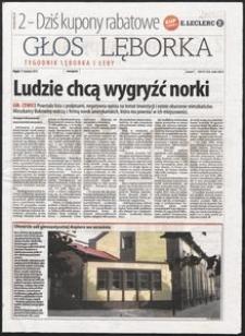 Głos Lęborka : tygodnik Lęborka i Łeby, 2012, sierpień, nr 191