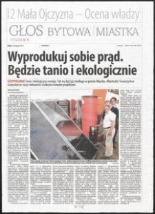 Głos Bytowa i Miastka : tygodnik, 2012, listopad, nr 256