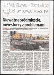 Głos Bytowa i Miastka : tygodnik, 2012, listopad, nr 268
