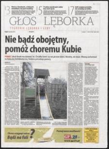 Głos Lęborka : tygodnik Lęborka i Łeby, 2013, styczeń, nr 3