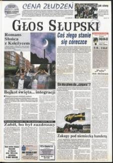 Głos Słupski, 1999, sierpień, nr 186