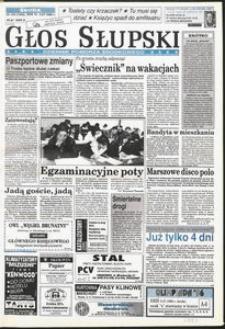 Głos Słupski, 1996, lipiec, nr 153
