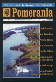 Pomerania : miesięcznik regionalny, 2008, nr 4